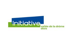 Logo Initiative Val de Drôme, partenaire de Ronalpia