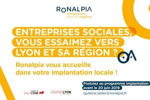 Bannière AAP Implantation Ronalpia