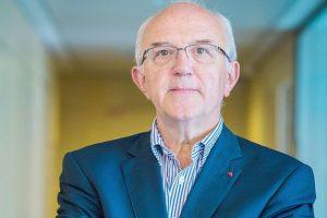 Hugues Sibille, Vice-président de Ronalpia