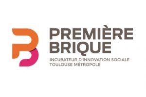 Logo Première Brique, partenaire de Ronalpia