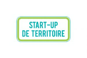 Logo Startup de territoire, partenaire de Ronalpia