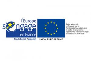 logo fonds social europeen