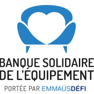 logo banque solidaire de lequipement lyon